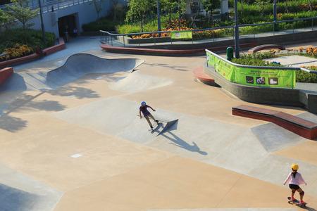 將軍澳滑板公園