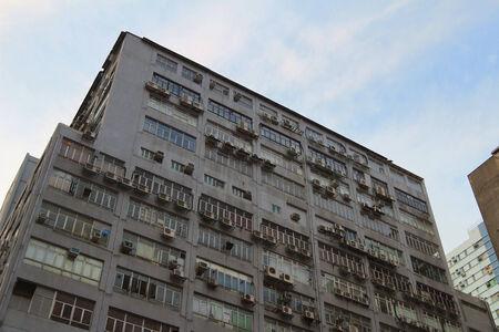 window graffiti: Industrial area at san po kong Editorial