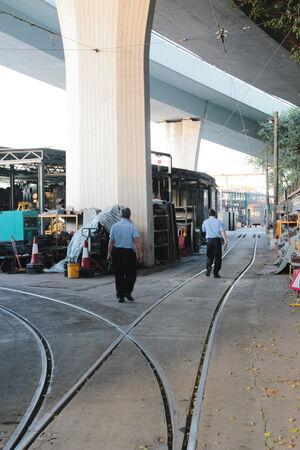 rd: Tram Depot, Fung Mat Rd
