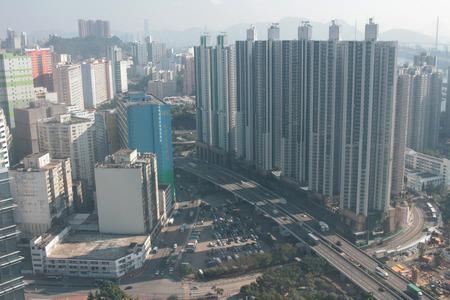 wan: Tsuen Wan district Editorial