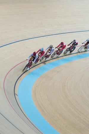 keirin: Indoor track cycling