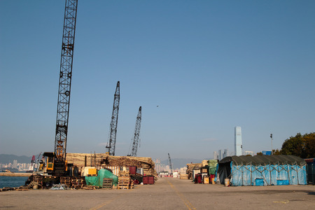 aisa: Western District Public Cargo, hong kong