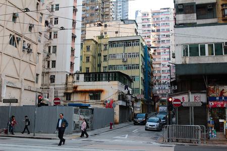 wan: sai wan district, hong kong