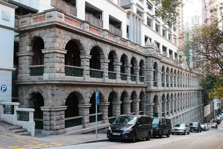 listed buildings: high street
