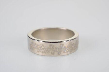 sheen: Ring Stock Photo