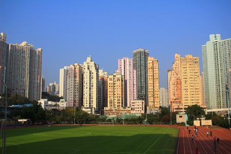 overcrowd: Kwai Chung, hong kong