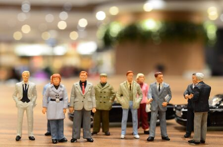 business model: figuur van business model