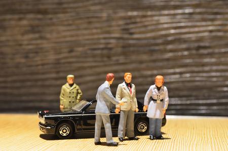 globetrotter: Miniature model