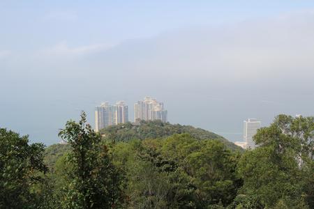 country park: Lung Fu Shan Country Park, Hong Kong