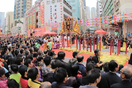 Dancing Lion at Chinese New Year Parade