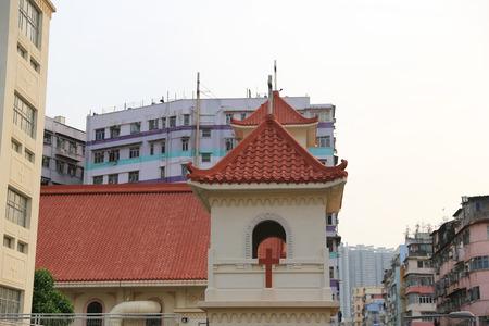 aisa: Church at kowloon side