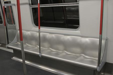 inter: Subway train inter