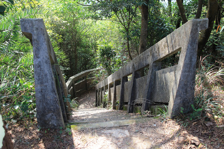 pinewood: pinewood battery, Lung Fu Shan