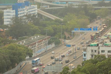 administratively: prince edward road east, hong kong