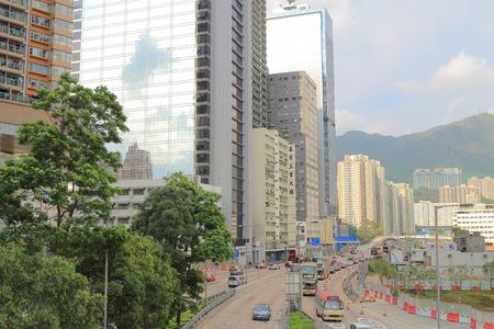 administratively: a prince edward road east, hong kong