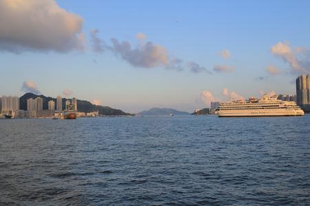 tong: Lei Yue Mun Yau Tong Hong Kong