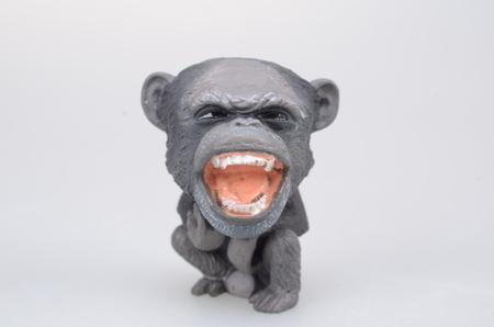 ape: a toy figure of Ape