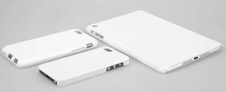 estuche: una caja del tel�fono inteligente