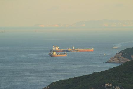 hk: The East Lamma Channel hk