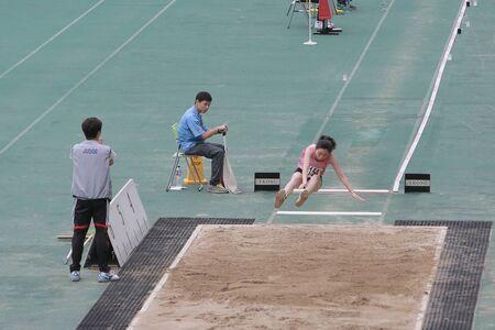 the hong kong game at Tseung Kwan O Sports Ground