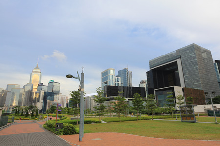 central government: the Central Government Complex and Office Buildings in Hong Kong
