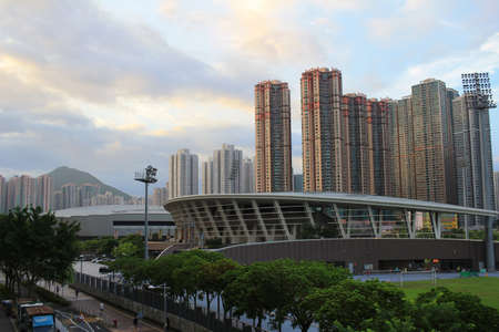 a Hong Kong Velodrome Park