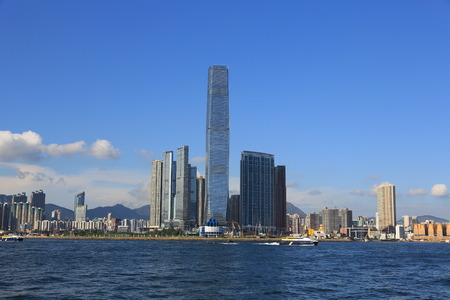 commerce: the International Commerce Centre in Hong Kong Editorial
