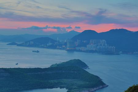 telegraaf: the Telegraph Bay Cyberport, Hong Kong