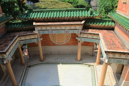 chai: a heritage buildings of King Yin Lane, wan chai