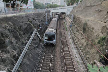intercity: hong kong railway of INTERCITY THROUGH TRAIN Editorial