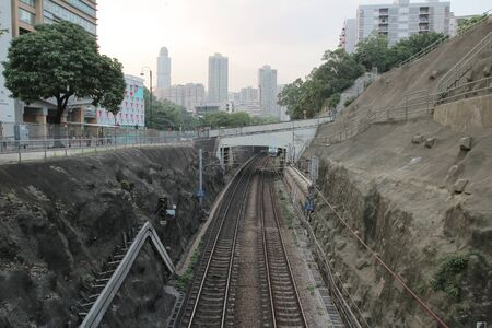 intercity: hong kong railway of INTERCITY THROUGH TRAIN Editorial