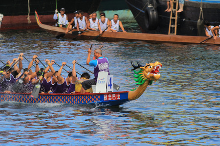 dragonboat: berdeen dargon race at hong kong