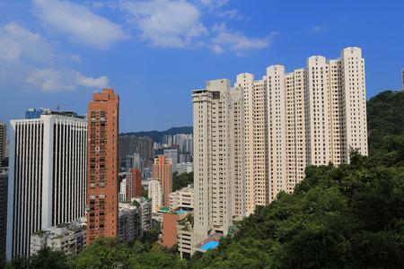 wan: the Bowen road view of wan chai