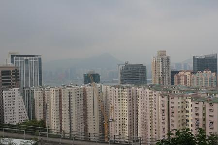 king kong: the tall apartment  at the hong kong