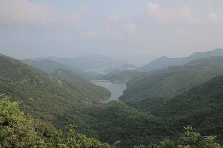 tam: the Tai Tam Reservoir Country park