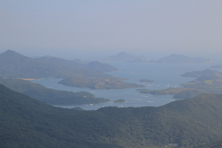country park: Sai Kung West Country Park of Kai Kung Shan