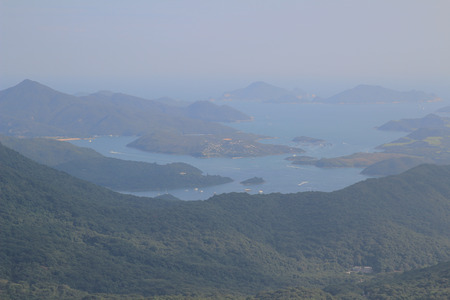 west country: Sai Kung West Country Park of Kai Kung Shan