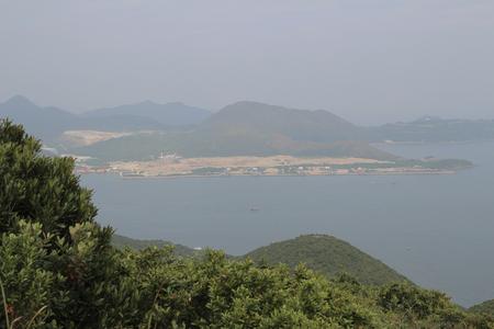 chai: a Chai Wan view of Tseung Kwan O