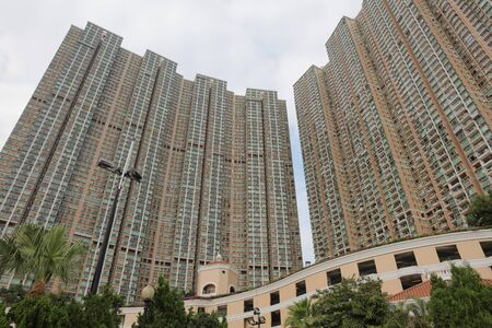 sham: the Hong Kong new housing at SHAM TSENG Editorial