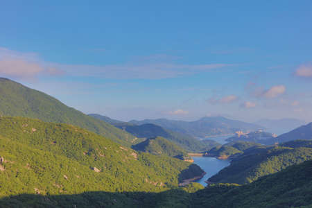 country park: the Tai Tam Reservoir Country park
