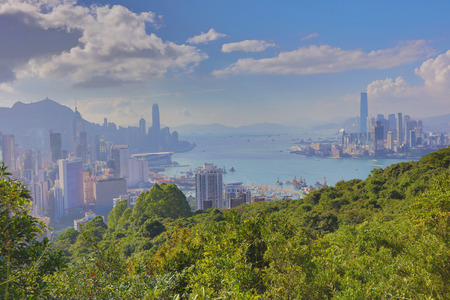 sir: the Sir Cecils Ride view of hong kong
