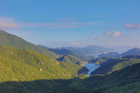 tam: the Tai Tam Reservoir Country park