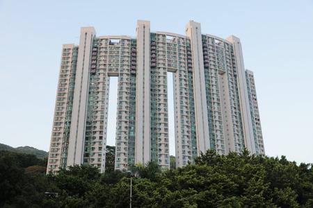 sky scraper: the concrete jungles of hong kong nt
