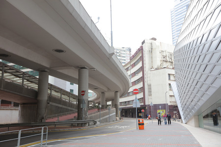 production area: trading,  business and Industrial area at hong kong