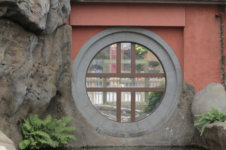 famous industries: the Traditional chinese garden in China