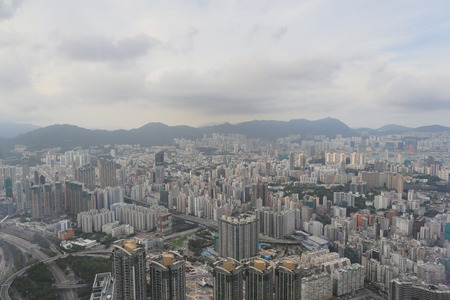 kowloon: the Kowloon, Hong Kong Skyline
