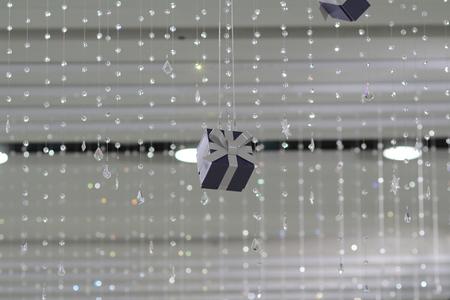 bustle: the Christmas decorations in Hong Kong at 2015