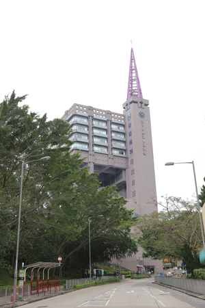 local landmark: the church at lok fu hong kong