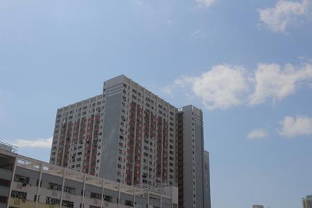 shek: public house at Choi Hung and Ping Shek Stock Photo
