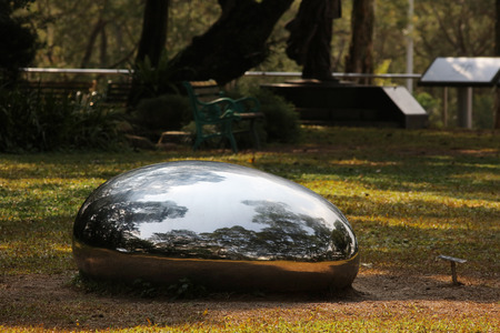 sliver: the art of sliver glass at the nature park